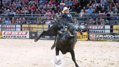2021 PBR Tamworth Iron Cowboy